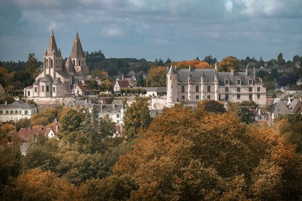 Loches-panorama-automne